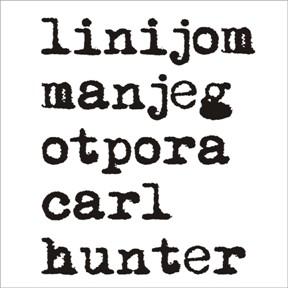 Carl Hunter – Linijom manjeg otpora