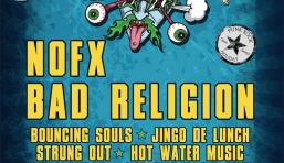 Punk Rock Holiday, 12-15.08., Tolmin, Slo